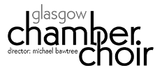 Glasgow Chamber Choir Logo